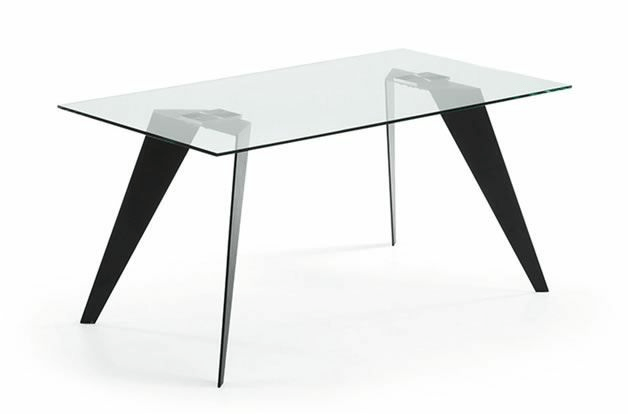 Tischplatte Glas Clear Glass Table Top