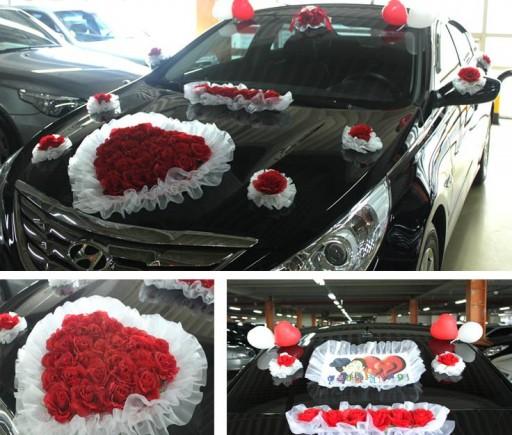 Beautiful Diy Wedding Car Decoration Ideas Diy Tag - Elitflat