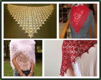 DIY Crochet Shawl Free Crochet Pattern | DIY Tag