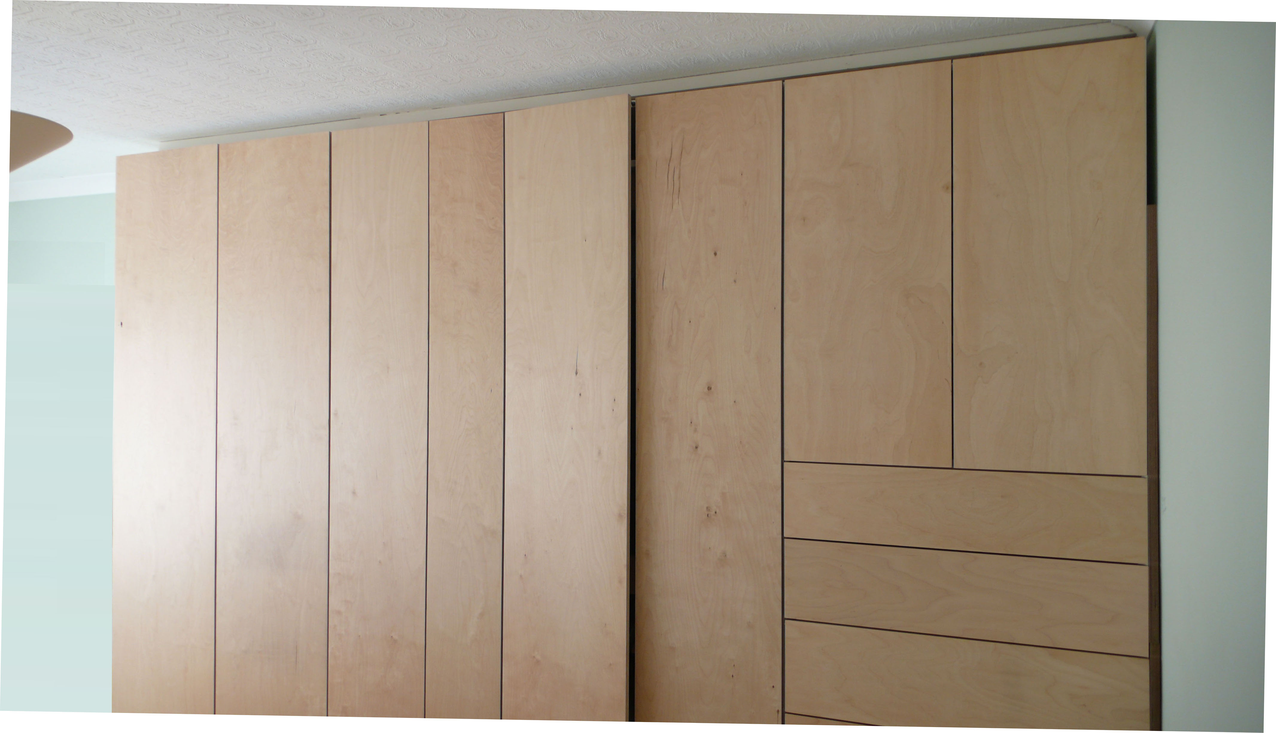Bedroom Built In Wardrobe Designs How To Build Your Own Fitted Wardrobe And Also How Not To Do It