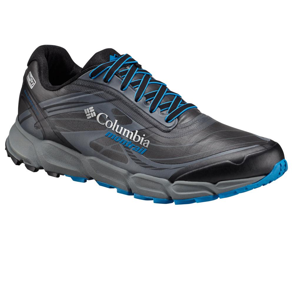 Columbia 哥倫比亞 男款-OutDry防水野跑鞋-黑色( 防水.越野.防震) - Columbia Sportswear Taiwan