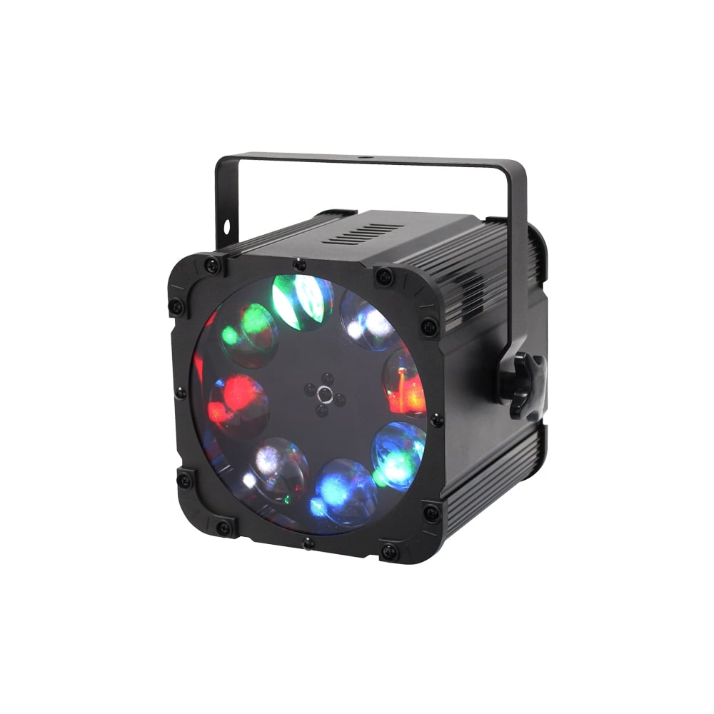 Led Dmx Equinox Crossfire Xp 80watt Led Dmx Moon Flower Gobo Lighting Effect