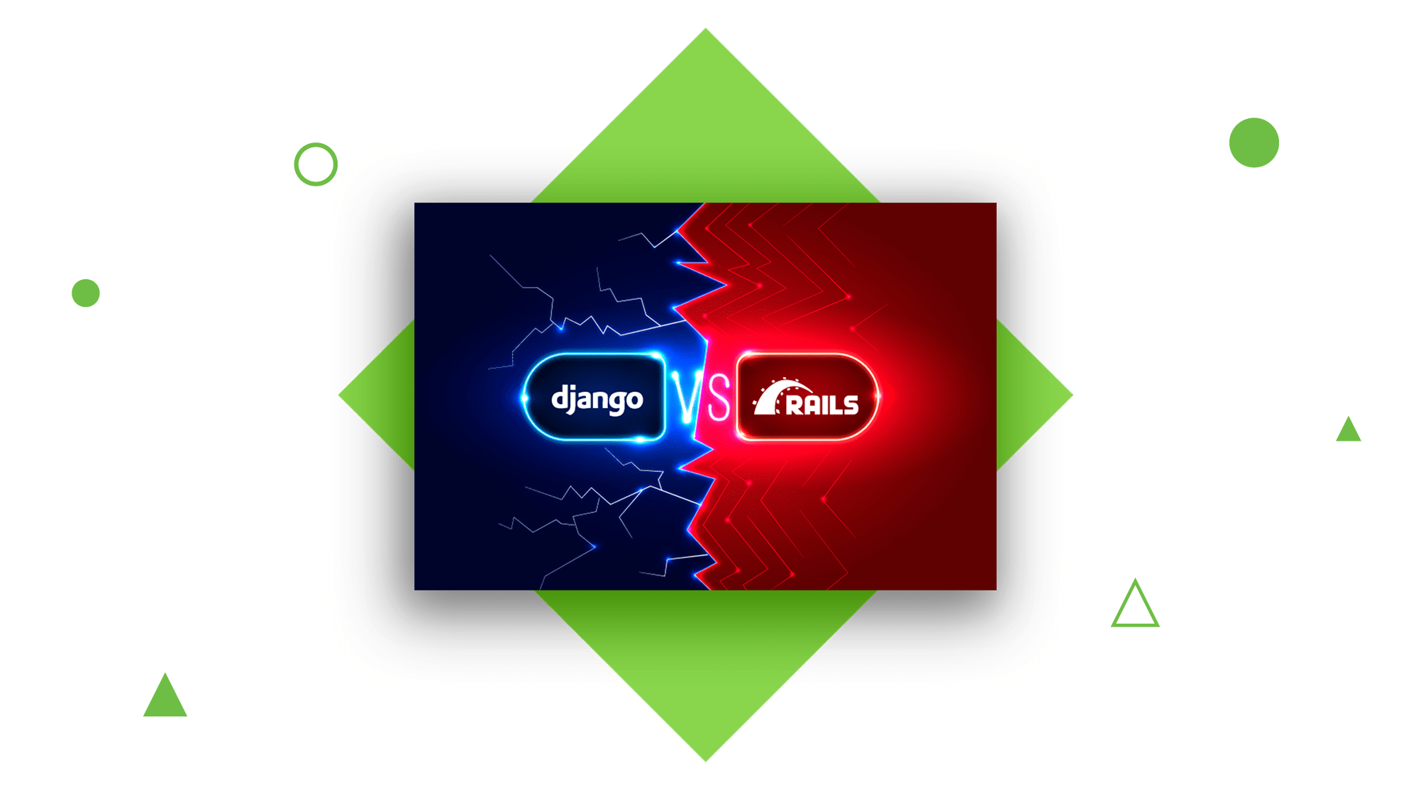 / Vs Django Vs Ruby On Rails Comparison Which Framework Is Better