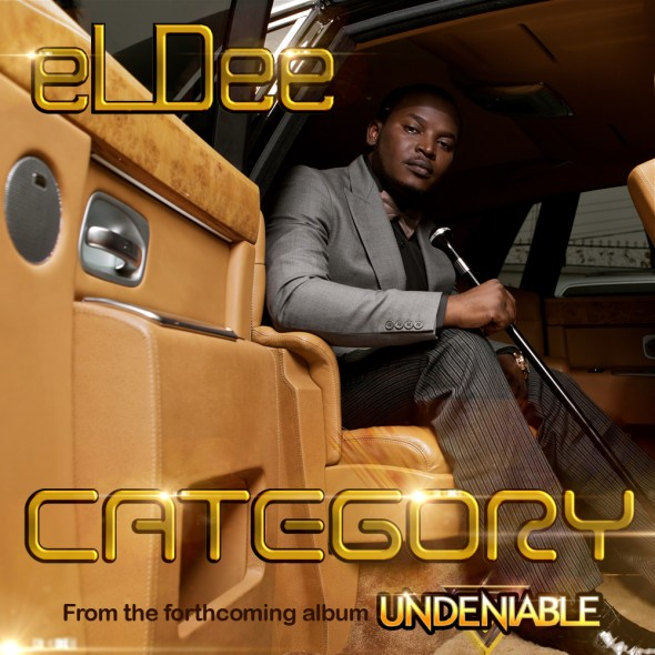 category cover [#ACE  Premiere] eLDee   CATEGORY [produced by SARZ]