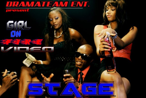 stage girl on fire [#ACE  Premiere] Stage   GIRL ON FIRE [AUDIO + VIDEO]