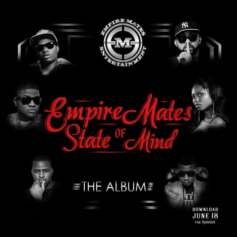 eme empire state of mind E.M.E All Stars [Banky W, WizKid, Skales, ShayDee n Niyola]  CHANGE [Official Video]