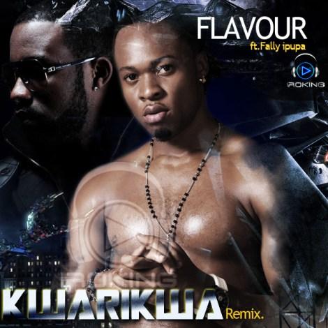 flavour nabania ft fally ipupa kwarikwa remix Flavour Nabania ft. Fally Ipupa   KWARIKWA REMIX [Audio + Video]