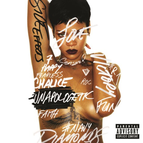 rihanna unapologetic artwork Rihanna WHAT NOW [Co written and Produced by Parker Ighile]