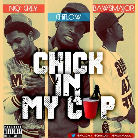 chiflow ft reverse movement chick in my cup artwork ChiFlow ft. Reverse Movement   CHICK IN MY CUP