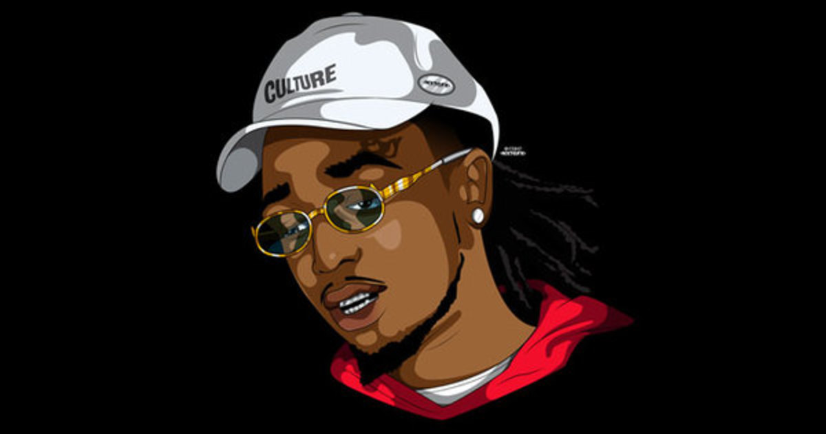 Simpsons Wallpaper 3d Quavo Recorded His Quot I M The One Quot Verse 5 Minutes After