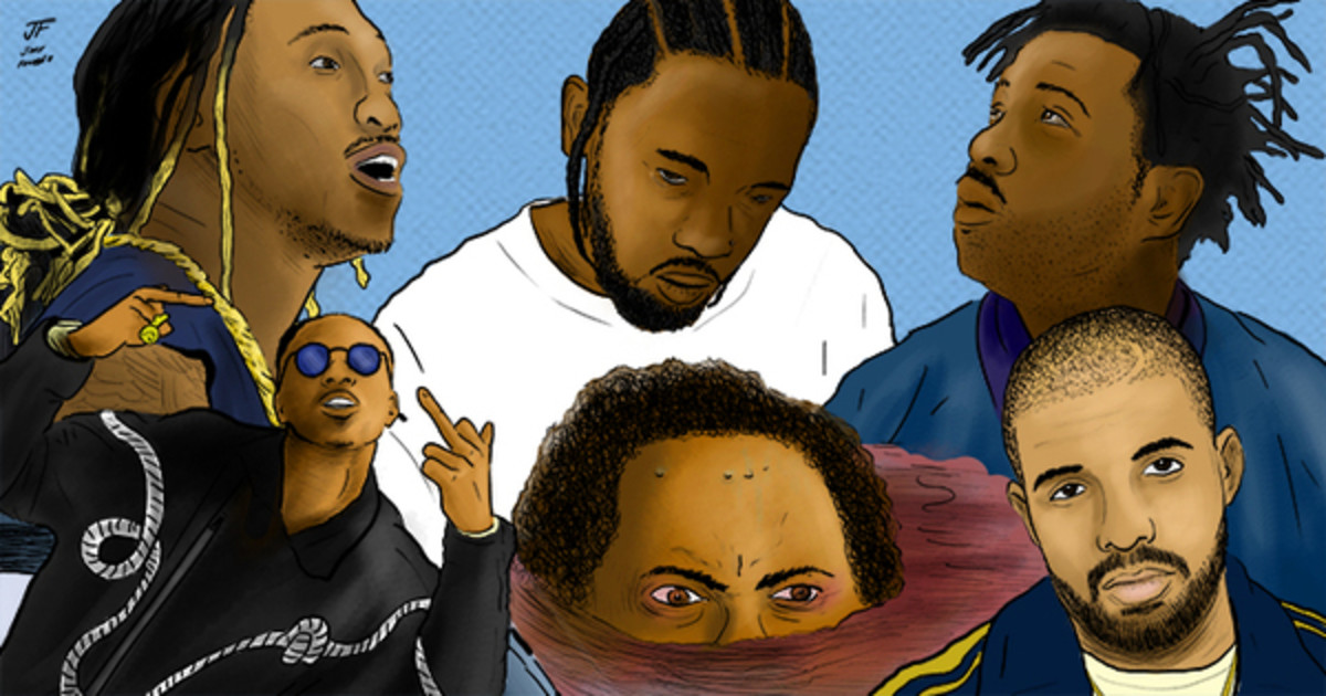 20 Best Hip-Hop and RB Albums of 2017 (So Far), Ranked - DJBooth