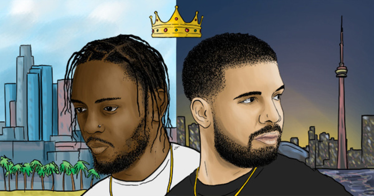 Kendrick Lamar  Drake How Success Shaped Their Hip-Hop Kingdoms