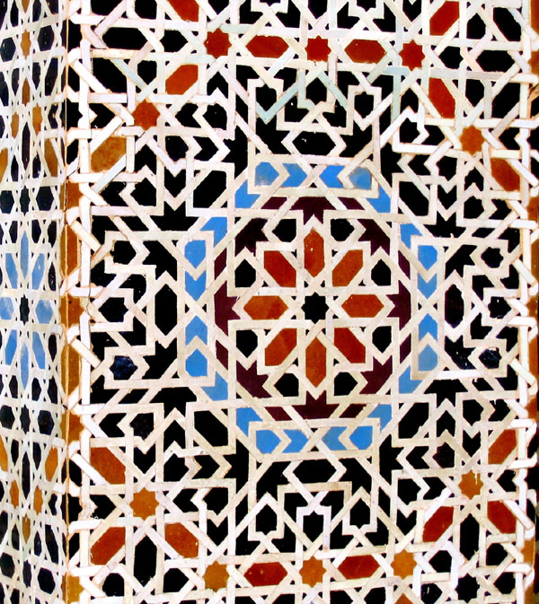 3d Octagon Wallpaper Islamic Art And Architecture Pattern Light And