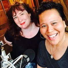 Primary Food, DJ CherishTheLuv and Susan Hannigan