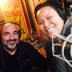 Primary Food, DJ CherishTheLuv and Jonathan Forgash