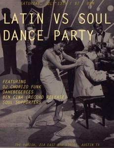 Parish-latin vs soul
