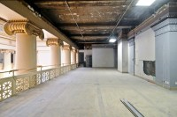 Photos: Ex-bank becoming creative office space - Daily ...