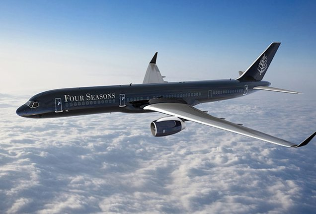 Four Seasons Private Jet Revealed An Inside Look at Luxury in the Sky