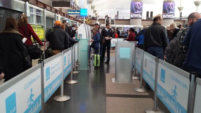 TSA Precheck line vs CLEAR line vs Premium Line vs... regular line