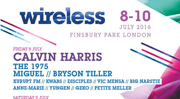 wireless line-up announced