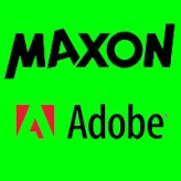 Alliance entre Adobe et Maxon