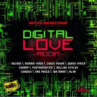 Digital Love Riddim Mix (2012) Notice Records