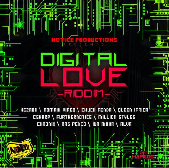 digital love 2012 notice records