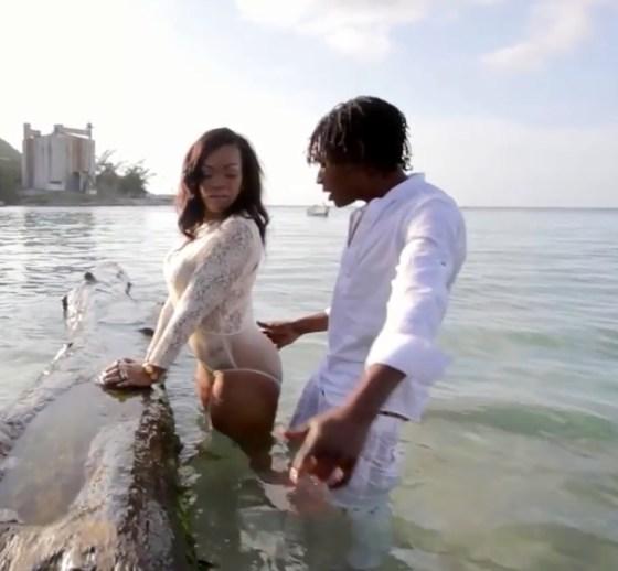 gage - hey mama music video scene