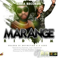 Marange Riddim Mix (Abra Tribe Records) February 2014