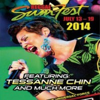 Poster for Reggae Sumfest 2014