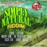 Simply Natural Riddim (Front Cover)