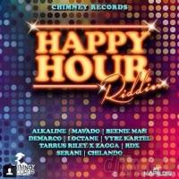 Happy Hour Riddim Mix (September 2014) Chimney Records