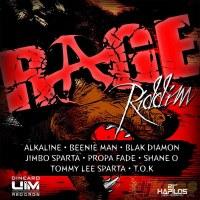 Rage Riddim Mix (September 2014) UIM Records