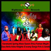 Heights Riddim Mix (Righteous Youths Records) Nov 2014