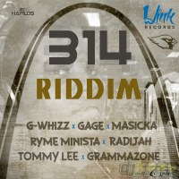 314 Riddim Mix (1Link Records) Dec 2014