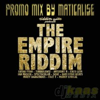 The Empire Riddim Mix (Riddim Wise) Dec 2014