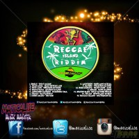 Reggae Island Riddim Mix (Razz Attack Muzik) Jan 2015