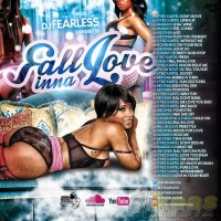 DJ FearLess - Fall Inna Love Mixtape - Cover