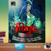 Magic Riddim Mix (Mr G Music) July 2015