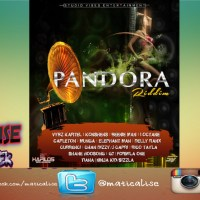 Pandora Riddim Mix (Studio Vibes Ent) June 2015