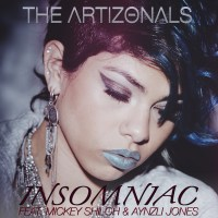 "Grammy-nominated production team, The Artizonals, join forces with multi-platinum singer/songwriter Mickey Shiloh and Jamaican artist Aynzli Jones on ""Insomniac,"" a re-imagination of Wayne Wonder's hit ""No Letting Go."""