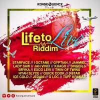Life to Live Riddim Promo Mix