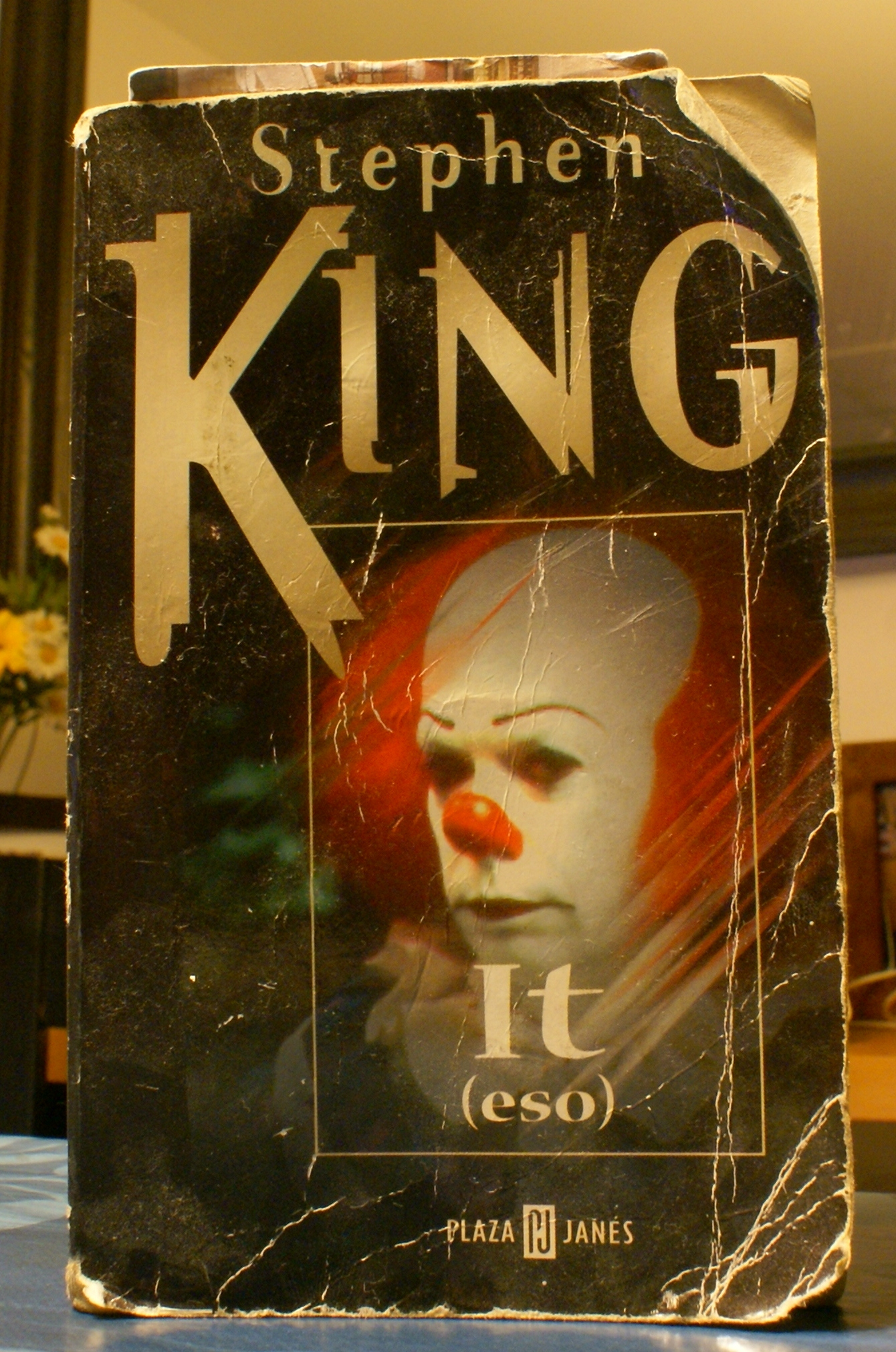 El Ultimo Libro De Stephen King It Stephen King Dj Morcilla