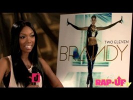 Brandy talks about her comeback, Kelly Rolland and Frank Ocean (Interview)