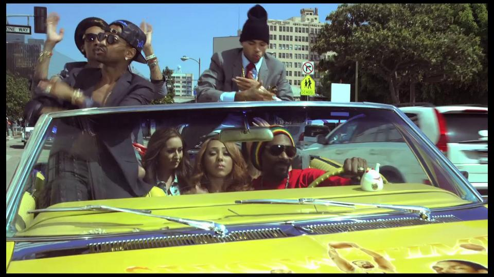 Chris Brown feat Wiz Khalifa & Big Sean- Til I Die (Music Video)