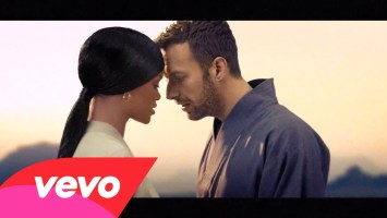 Coldplay feat Rihanna- Princess Of China (Music Video)