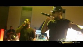 Fabolous Hits Lagos, Nigeria with DJ Reg West