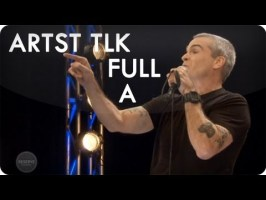 Henry Rollins Sits Down with Pharrell (Video Interview)