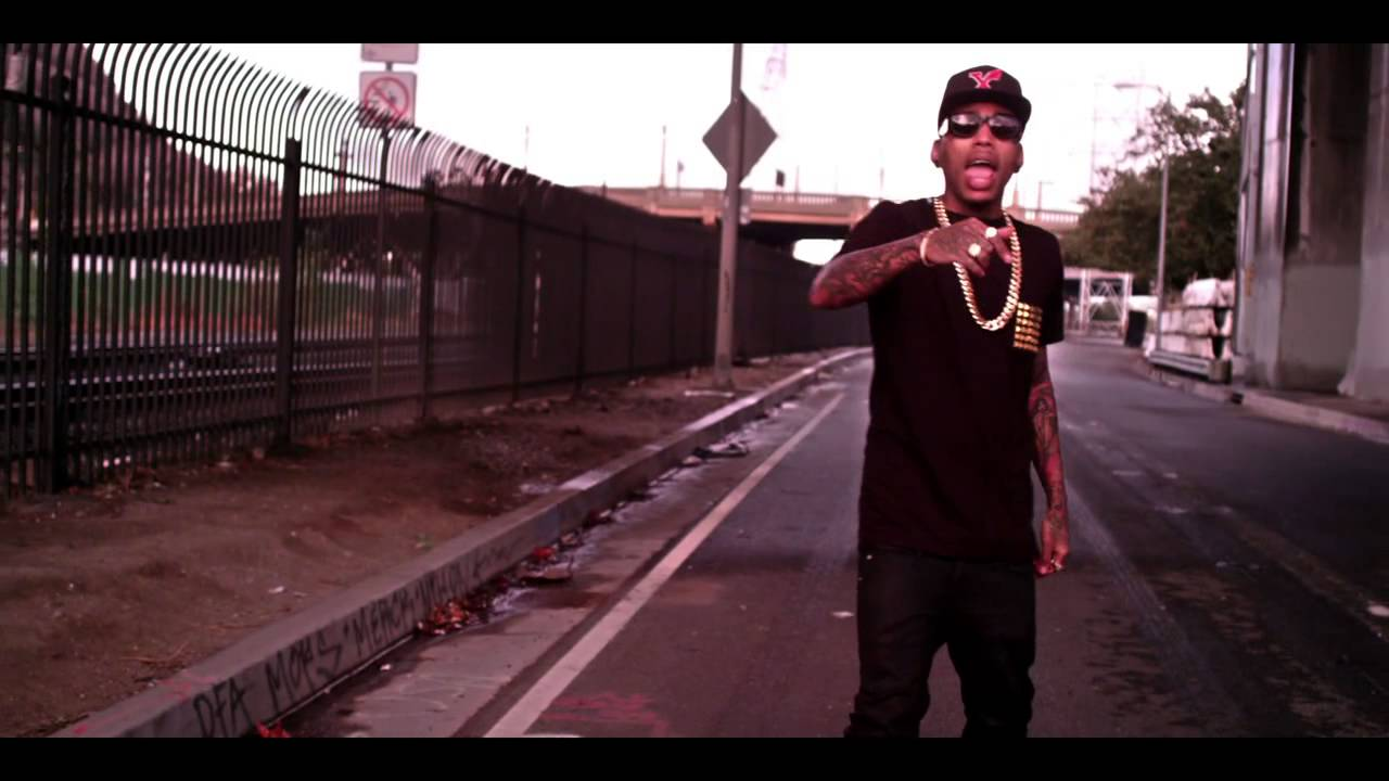 Kid Ink feat MGK- Hell & Back (Remix) Music Video