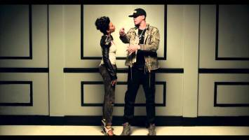 Melanie Fiona feat J.Cole- This Time (Music Video)